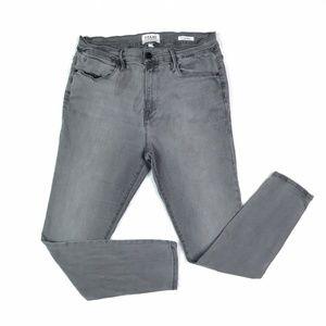 Frame Denim Le High Skinny Jean Size 32